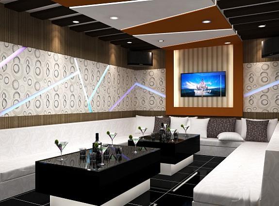 thiết kế phòng karaoke ấn tượng 4