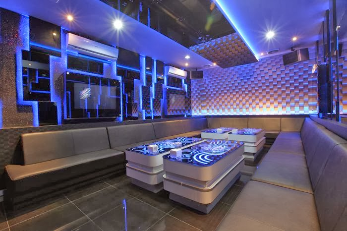 thiết kế phòng karaoke ấn tượng 6