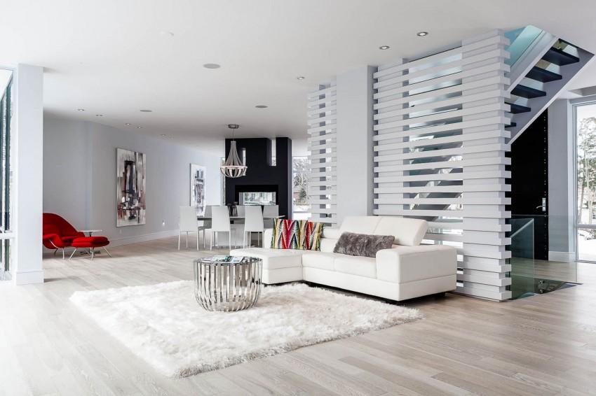 Thiết kế nội thất phòng khách nhà phố - Xây dựng nội thất nhà phố đẹp