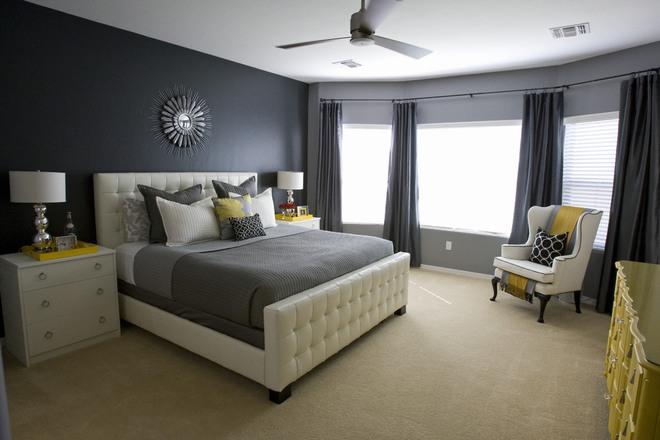 thiết kế phòng ngủ căn hộ nhà đẹp