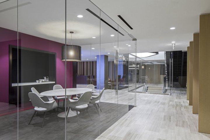 xây dựng nội thất văn phòng làm việc 5
