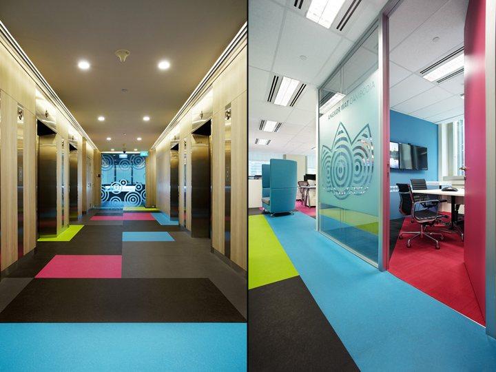 thiết kế nội thất văn phòng nổi bật độc đáo 4