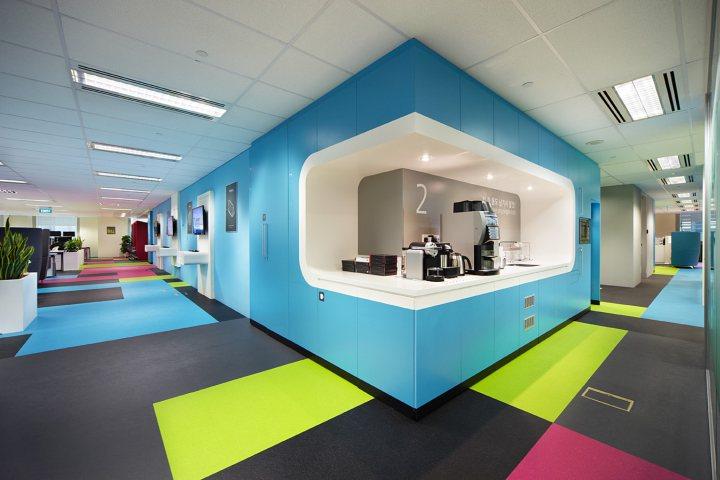 thiết kế nội thất văn phòng nổi bật độc đáo 6