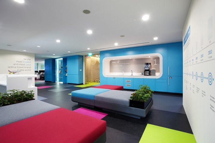 thiết kế nội thất văn phòng nổi bật độc đáo 8
