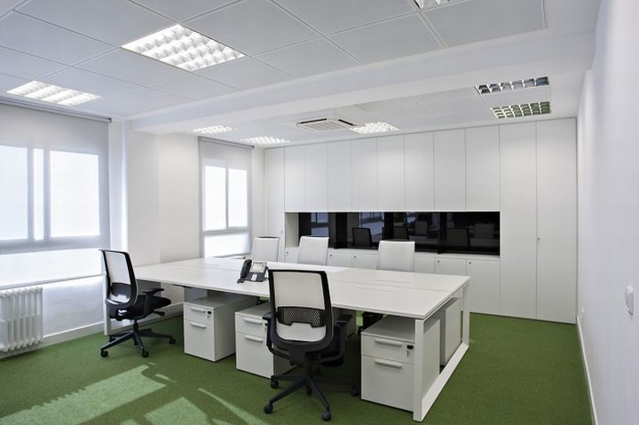 thi công nội thất văn phòng độc đáo ấn tượng 9
