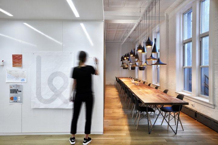 thiết kế nội thất nơi làm việc lí tưởng