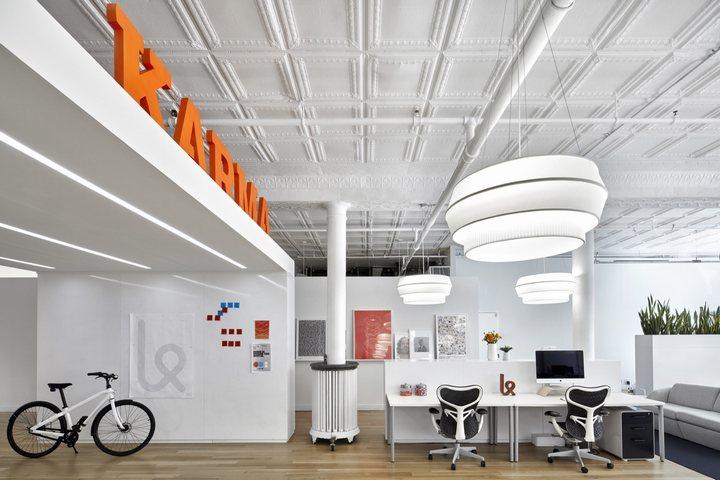 thiết kế thi công nội thất văn phòng sang trọng