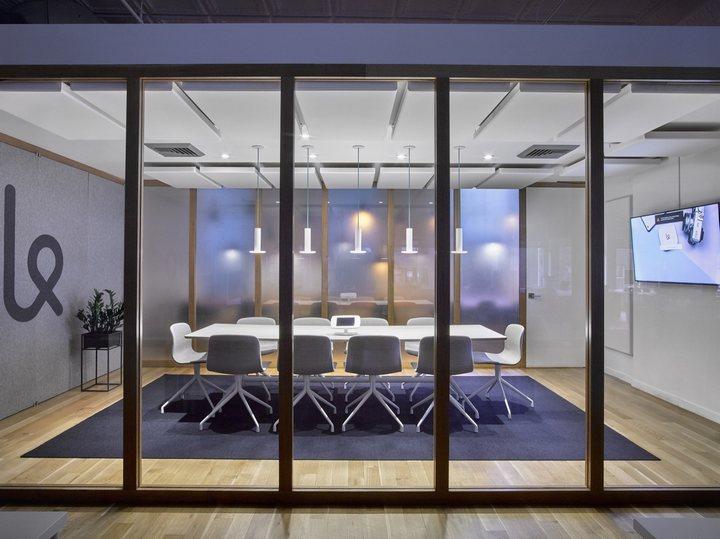 thiết kế nội thất văn phòng hợp