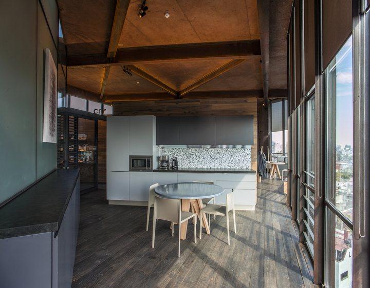 thiết kế nhà ăn hiện đại