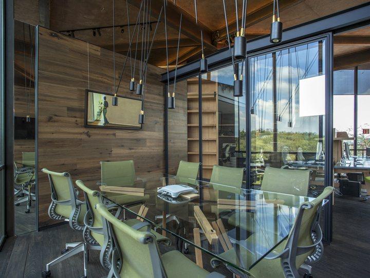 thiết kế phòng họp độc đáo