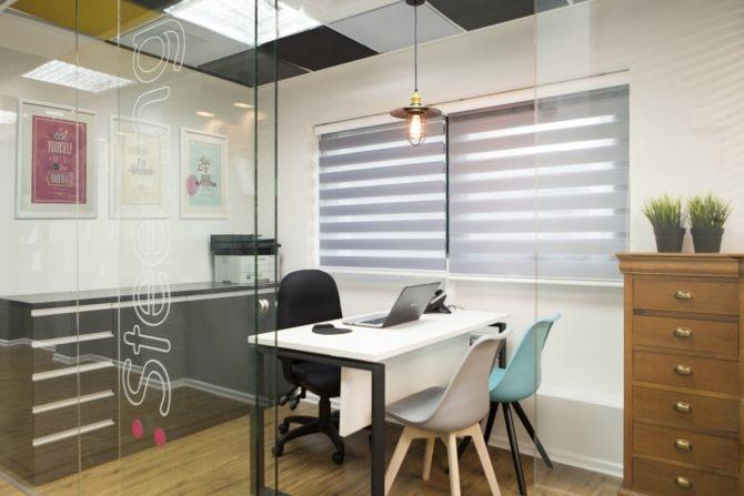 Thiết kế văn phòng chuyên nghiệp và sang trọng 11
