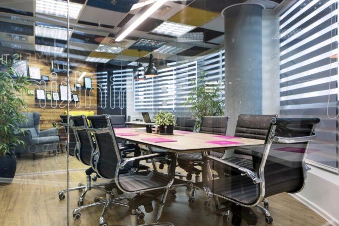 Thiết kế văn phòng chuyên nghiệp và sang trọng 4