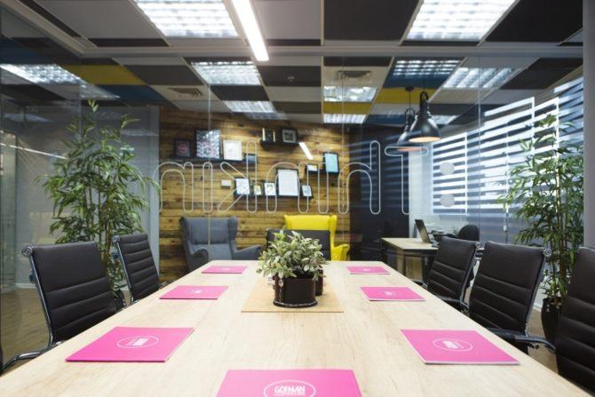 Thiết kế văn phòng chuyên nghiệp và sang trọng 5