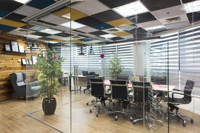 Thiết kế văn phòng chuyên nghiệp và sang trọng 7