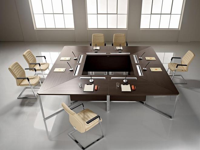 THiết kế phòng họp công ty 2