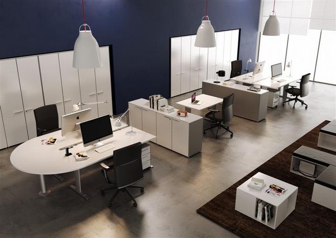 1 số ý tưởng cho không gian văn phòng 3