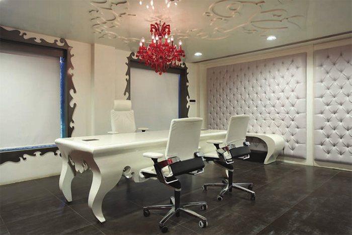 Thiết kế phòng họp văn phòng 1