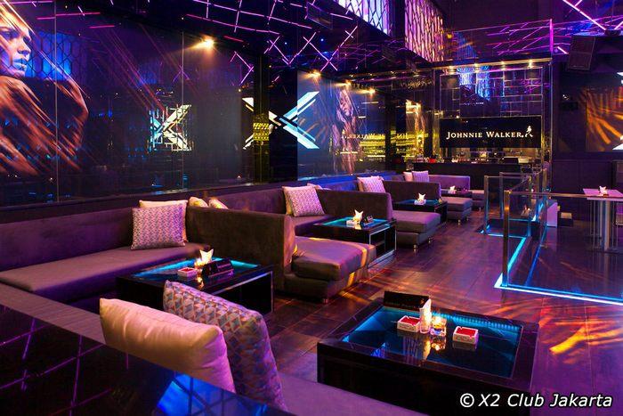 X2 Club Jakarta Nightlife Hình Ảnh Bar Club Đẹp 4