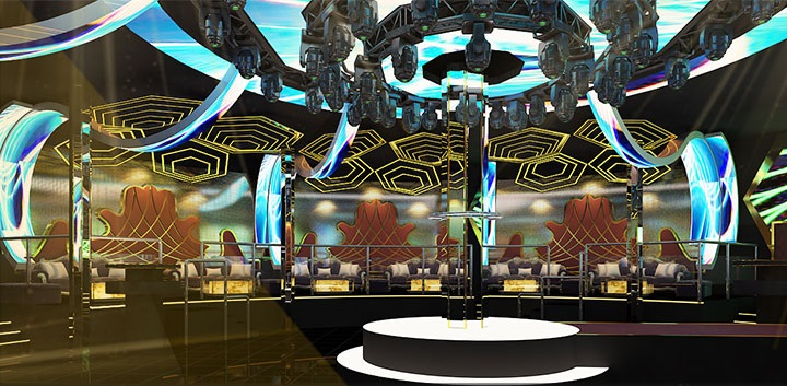 Thiết kế thi công Bar Club Nha Trang