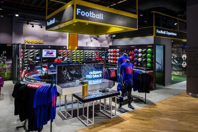 Best Athletic Shoe Store Houston